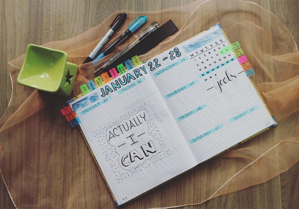 ¿Necesitas nuevos hábitos? Ocho pasos para crearlos